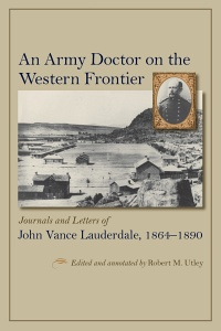An Army Doctor on the Western Frontier book cover